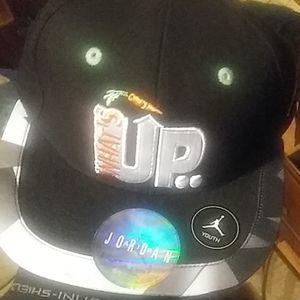 Jordan Y Hat What's Up Jock Special Edition